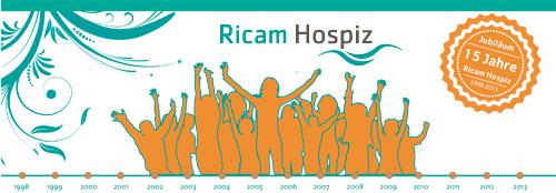 15 Jahre Ricam Hospiz