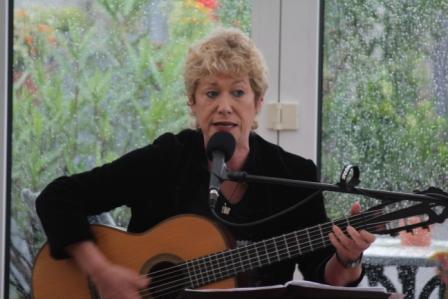 Barbara Thalheim im Ricam Hospiz