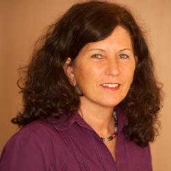 Claudia Thielmann, die Sozialarbeiterin des Ricam Hospizes